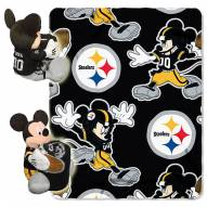 Pittsburgh Steelers Mickey Mouse Hugger