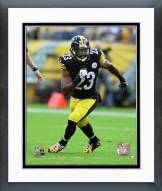 Pittsburgh Steelers Mike Mitchell 2014 Action Framed Photo