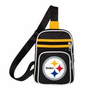 Pittsburgh Steelers Mini Cross Sling Bag