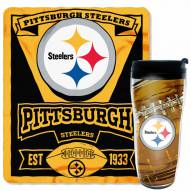 Pittsburgh Steelers Mug & Snug Gift Set