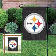 Pittsburgh Steelers NFL Garden Flag