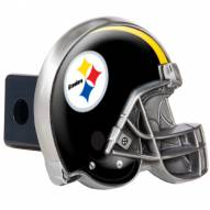 Pittsburgh Steelers NFL Football Helmet Trailer Hitch Cover