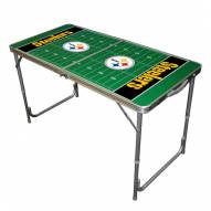Pittsburgh Steelers NFL Outdoor Folding Table