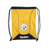 Pittsburgh Steelers Doubleheader Drawstring Bag