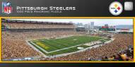Pittsburgh Steelers Panoramic Stadium Puzzle