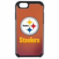 Pittsburgh Steelers Pebble Grain iPhone 6/6s Plus Case