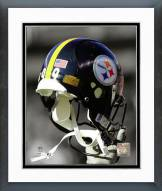 Pittsburgh Steelers Pittsburgh Steelers Helmet Spotlight Framed Photo