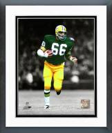 Pittsburgh Steelers Ray Nitschke Spotlight Action Framed Photo