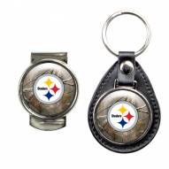 Pittsburgh Steelers RealTree Key Chain & Money Clip