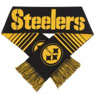 Pittsburgh Steelers Reversible Stripe Scarf