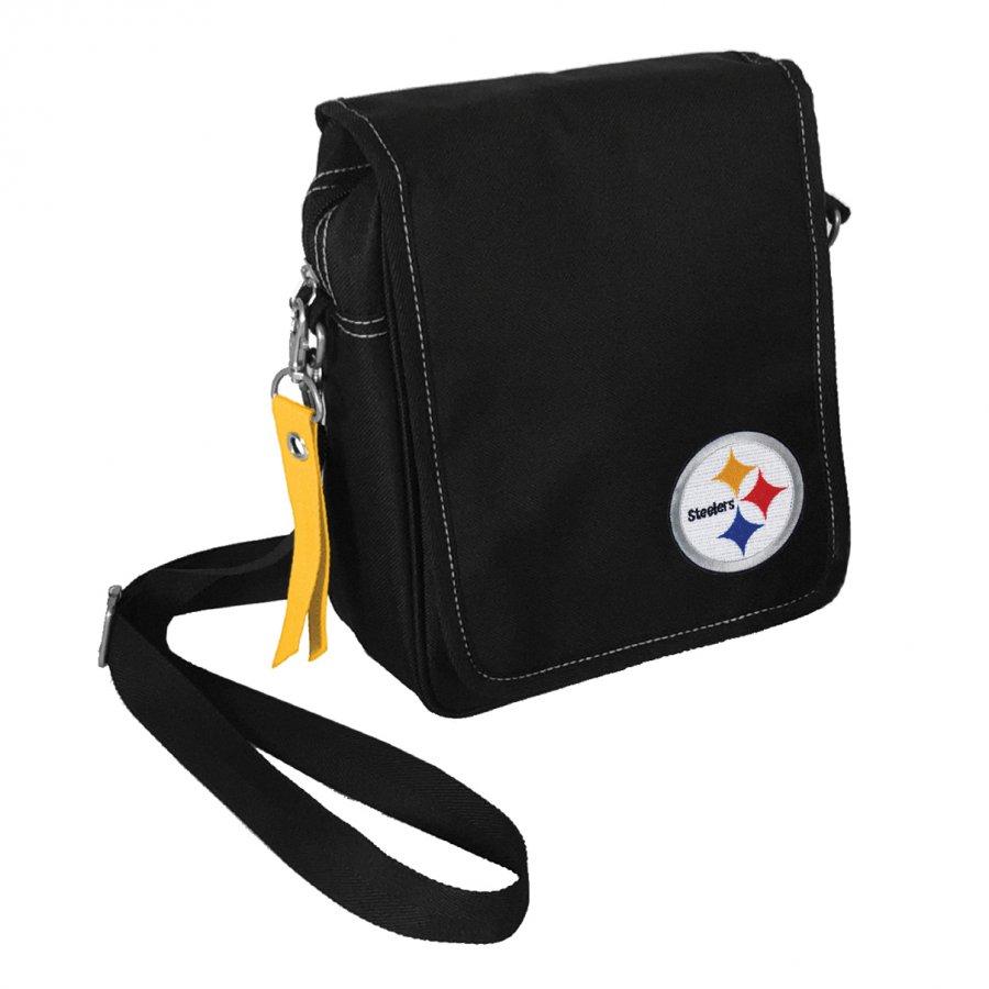 Pittsburgh Steelers Ribbon Satchel
