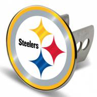 Pittsburgh Steelers Laser Hitch Cover