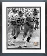 Pittsburgh Steelers Rocky Bleier 1975 Action Framed Photo