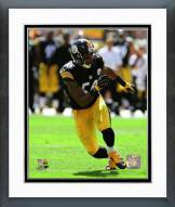 Pittsburgh Steelers Ryan Shazier 2014 Action Framed Photo