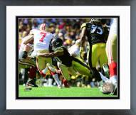 Pittsburgh Steelers Ryan Shazier 2015 Action Framed Photo