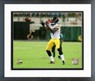 Pittsburgh Steelers Sammie Coates 2015 Action Framed Photo