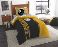 Pittsburgh Steelers Soft & Cozy Twin Bed in a Bag