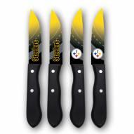 Pittsburgh Steelers Steak Knives