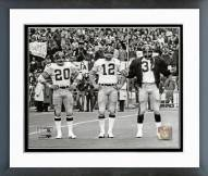 Pittsburgh Steelers Super Bowl IX Framed Photo
