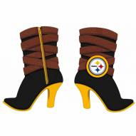 Pittsburgh Steelers Team Boot Ornament