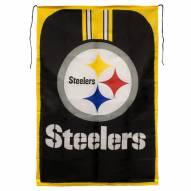 Pittsburgh Steelers Team Fan Flag