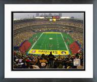 Pittsburgh Steelers Three Rivers Stadium 2000 Framed Photo