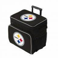 Pittsburgh Steelers Tracker Rolling Cooler
