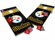 Pittsburgh Steelers XL Shields Cornhole Game