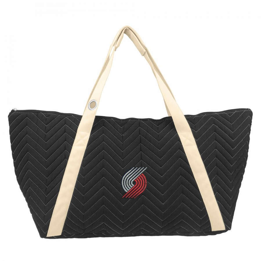 Portland Trail Blazers Chevron Stitch Weekender Bag