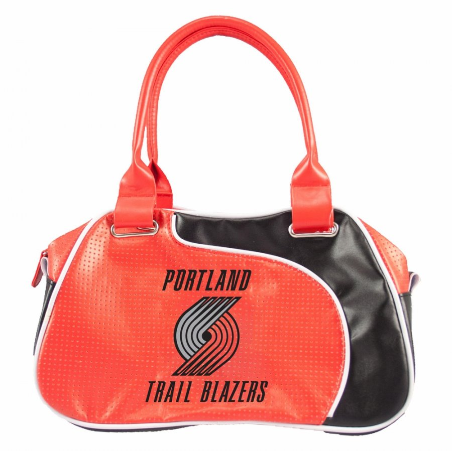 Portland Trail Blazers Perf-ect Bowler Purse