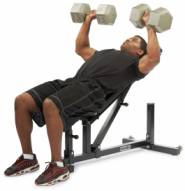 PowerMax Adjustable Weight Bench