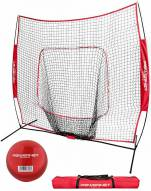 PowerNet DLX Baseball Net 7x7