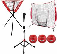 PowerNet DLX PRO Baseball Bundle