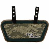 Pro Gear Air Force Camo Football Back Plate