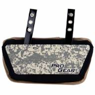 Pro Gear Army Camo Football Back Plate