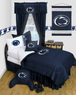Penn State Nittany Lions Jersey Comforter & Sheet Complete Bedding Set