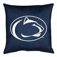 Penn State Nittany Lions NCAA Locker Room Toss Pillow