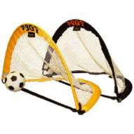 Pugg Pop Up 2 1/2 Footers Soccer Goals with Mini Ball - Pair in Bag