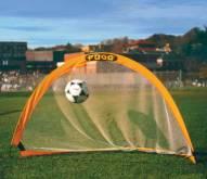 Pugg Pop Up 6 Footer Soccer Goals - Pair in Bag