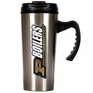 Purdue Boilermakers 16 oz. Stainless Steel Travel Mug