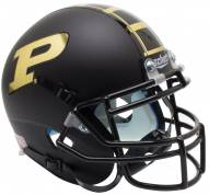 Purdue Boilermakers Alternate 1 Schutt XP Authentic Full Size Football Helmet