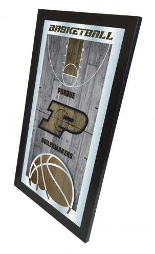 Purdue Boilermakers Basketball Mirror