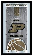 Purdue Boilermakers Basketball Mirror