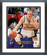Purdue Boilermakers Brian Cardinal 2000 Action Framed Photo