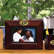 Purdue Boilermakers Brown Landscape Picture Frame