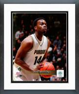 Purdue Boilermakers Carl Landry 2007 Action Framed Photo
