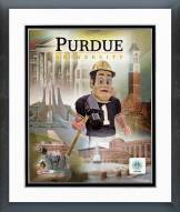 Purdue Boilermakers Composite Framed Photo