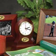 Purdue Boilermakers Desk Clock