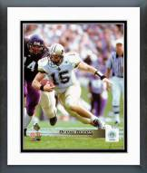 Purdue Boilermakers Drew Brees 2000 Action Framed Photo