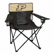 Purdue Boilermakers Elite Tailgating Chair